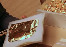 lamina de pan de oro para dorados
